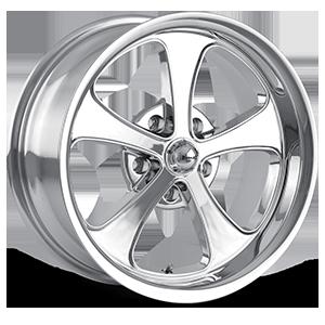 Ridler Wheels 645 5 Chrome