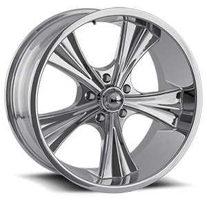Ridler Wheels 651 5 Chrome