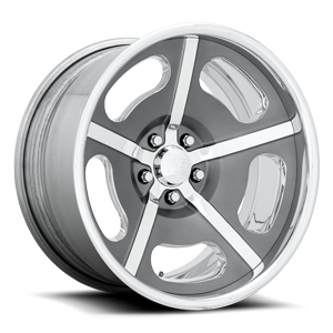 Rio Grande Concave - U594 5 Matte Space Grey w/ Polished Windows & Lip