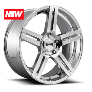 ROC - S249 Chrome 5 lug
