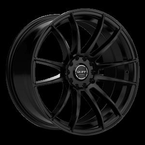 R959 Gloss Black 5 lug