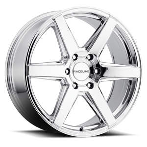 156C Surge Chrome 6 lug