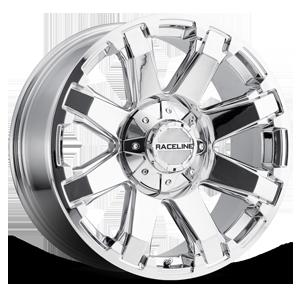 936 Throttle Chrome 6 lug