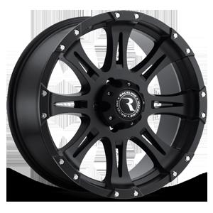 981 Raptor Black 5 lug