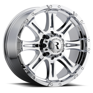 983 Raptor Chrome 8 lug