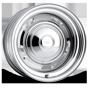 Rallye (Series 57) Chrome 5 lug