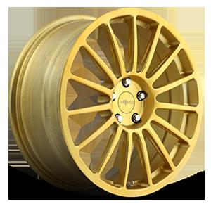 DUS Matte Gold 5 lug