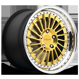 IND-T Matte Gold 5 lug