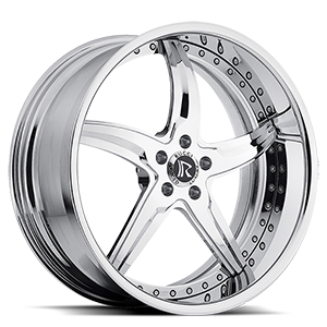 Rucci Forged Cotello 5 Chrome