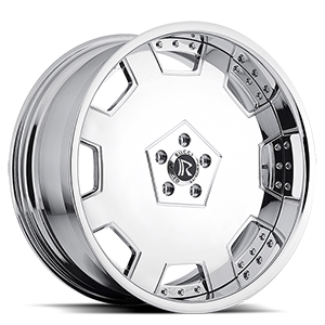 Rucci Forged Corona 5 Chrome
