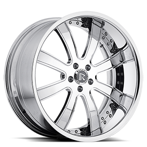 Rucci Forged Ditto 5 Chrome
