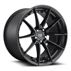 Sector - M196 Satin Black 5 lug