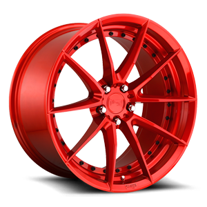 Sector - M213 20x10.5 Candy Red 5 lug