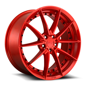 Sector - M213 20x9 Candy Red 5 lug