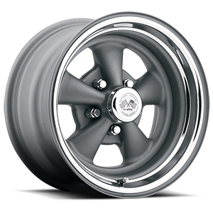 Super Spoke (Series 464) Gunmetal 5 lug