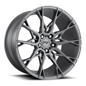 Staccato - M182 Anthracite 5 lug