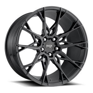 Staccato - M183 Satin Black 5 lug