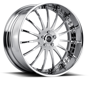 SV34-S Chrome 5 lug