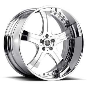 SV3-S Chrome 5 lug