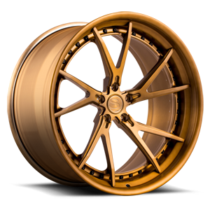 Savini Forged SV68-L 5 Brushed Bronze