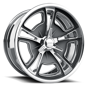 Schott Fuel d.concave 5 Silver w/ Polished Face
