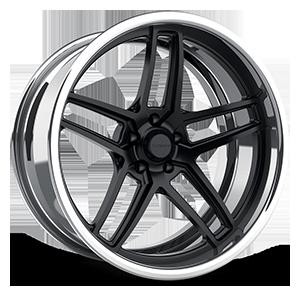 Schott GTB eXL d.concave 5 Matte Black / Polished