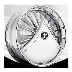 DUB Skirts S601-Shokka 5 Chrome with Custom Finish Available