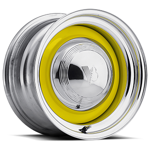 Smoothie (Series 53) Paint Ready/Chrome Rim 5 lug