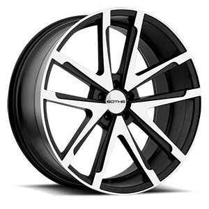 Sothis SC001 5 Gloss Black Machined
