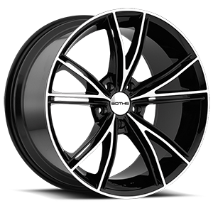 Sothis SC100 5 Gloss Black Machined