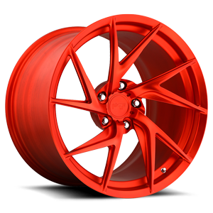 Sotto Matte Candy Red 5 lug