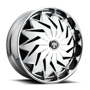 DUB Spinners Blang - S704 5 Chrome
