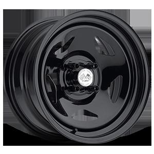 Star (Series 021) Full Black 4 lug