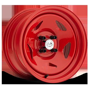 Star (Series 021) Full Red 4 lug