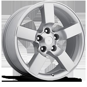 Style 50 Silver 5 lug