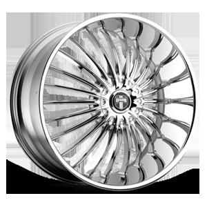 Suave - S140 Chrome 5 lug