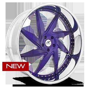 Surge Candy Purple 5 lug