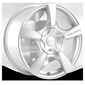 TR9 Hyper Silver 4 lug