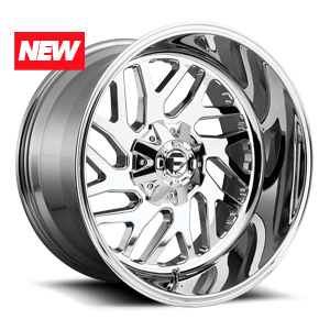 Triton - D609 Chrome 5 lug