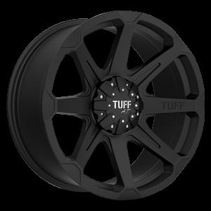 T-05 Full Black 6 lug