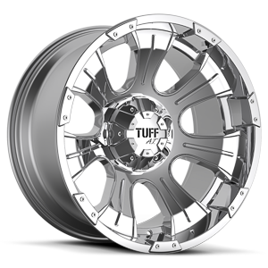 T-06 Chrome 8 lug