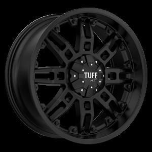 T-07 Satin Black 5 lug