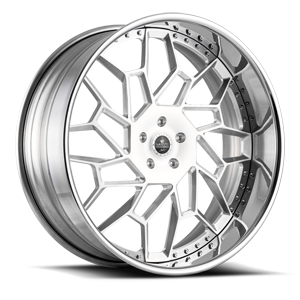 Treviso Brushed and Polished 5 lug
