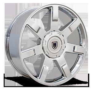 OE Wheels LLC UPC 6857989 6 Chrome