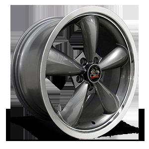 OE Wheels LLC UPC 8182031 5 Gunmetal
