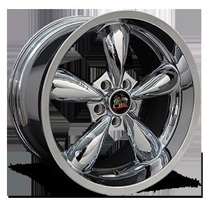 OE Wheels LLC UPC 8182033 5 Chrome