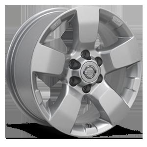 OE Wheels LLC UPC 8597325 6 Silver