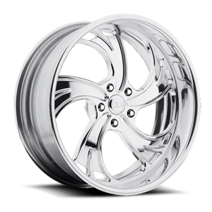 Cheyenne 5 - U413 Polished 5 lug