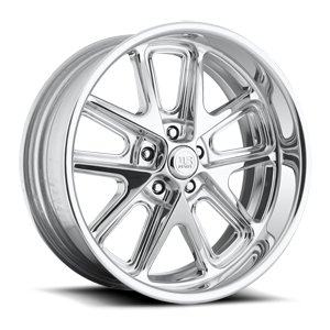 M-One - U362 Polished 5 lug