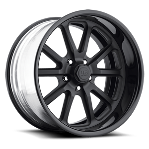 Rambler - U390 Black 5 lug